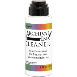 Archival Ink Cleaner 2oz Ranger