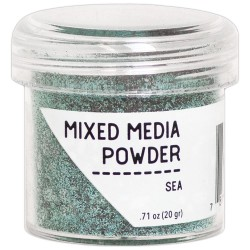 Sea Mixed Media Powder Ranger