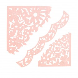 Decorative Corners Thinlits Dies Sizzix