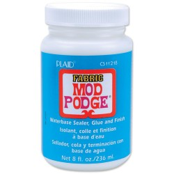 Fabric 8oz Mod Podge