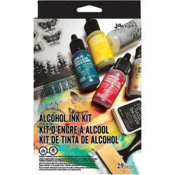 Alcohol Ink Kit by Tim Holtz Ranger