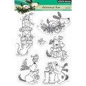 Christmas Fun Clear Stamps Penny Black
