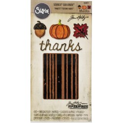 Autumns Sidekick Side-Order Set By Tim Holtz Sizzix