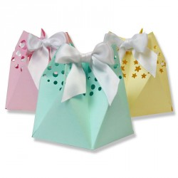 Star Gift Bag Thinlits Dies Sizzix