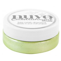 Spring Green Embellishment Mousse Nuvo Tonic Studios