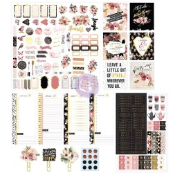 Midnight Bloom Planner Kit My Prima Planner Prima Marketing