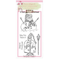 Magical Christmas Clear Stamps Set by Rosanna Zuppardo Sweet Inspirations