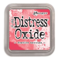 Festive Berries Distress Oxide Ink Pad Tim Holtz