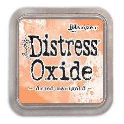 Dried Marigold Distress Oxide Ink Pad Tim Holtz