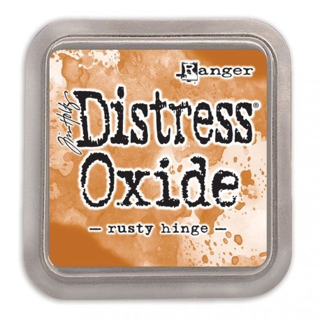 Rusty Hinge Distress Oxide Ink Pad Tim Holtz