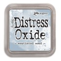 Weathered Wood Distress Oxide Ink Pad Tim Holtz