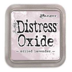 Milled Lavender Distress Oxide Ink Pad Tim Holtz