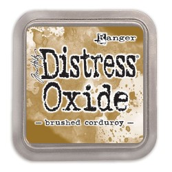 Brushed Corduroy Distress Oxide Ink Pad Tim Holtz