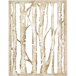 Branched Birch Thinlits Die by Tim holtz sizzix