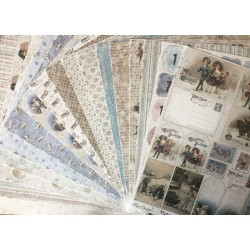 Kit Carte Maja Design Vintage Frost Basic