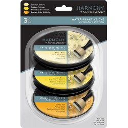 Summer Yellows Water Reactive Dye Harmony by Spectrum Noir
