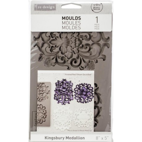 Bridgeport Irongate Re-Design Decor Mould Prima Marketing