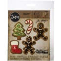 Fresh Baked 2 Thinlits Dies By Tim Holtz Sizzix