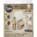 Village Addition Bigz Die By Tim Holtz Sizzix