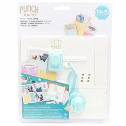 Journal Pocket Punch Board We'R Memory Keepers