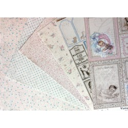 Kit Carte Maja Design Vintage Baby 1