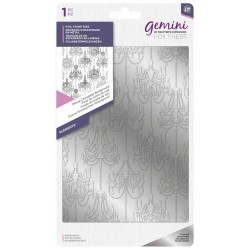 Deluxe Chandelier Background Gemini Foil Stamp Die Elements by Cratfter's Companion