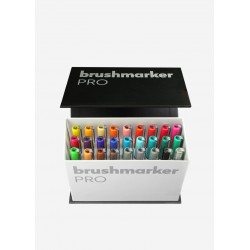 BrushmarkerPRO Mini Box 26 Colours + Blender Karin