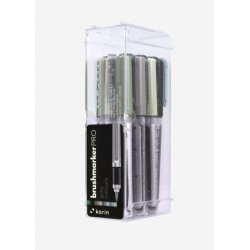 BrushmarkerPRO 12 Grey Colours Karin