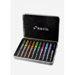 DecoBrush Metallic 10 Colours Karin