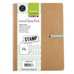 Journal Stamp Book A4