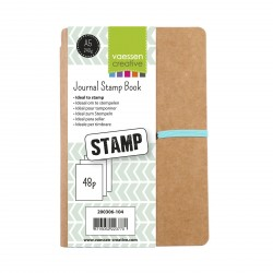 Journal Stamp Book A5