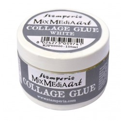 Mixed Media Glue Mixed Media Art Stamperia