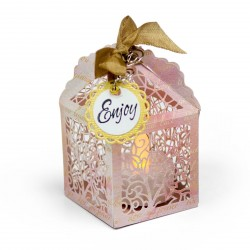 Birdcage Favor Box Thinlits Dies By David Tutera Sizzix