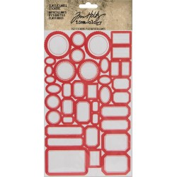 Classic Label Stickers Idea-ology by Tim Holtz