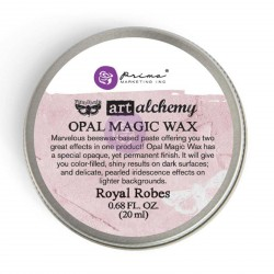 Royal Robes Wax Opal Magic by Finnabair Art Alchemy Prima Marketing
