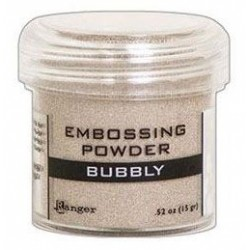 Bubbly Metallic Embossing Powder Ranger