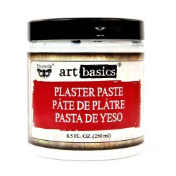 Plaster Paste Art Basics by Finnabair Prima Marketing
