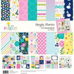 "Little Princess Collection Kit 12""x12 Simple Stories"