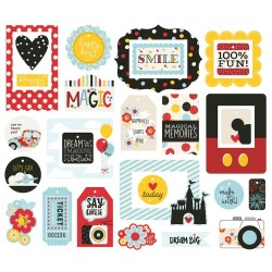 Say Cheese 4 Tags & Frames Simple Stories