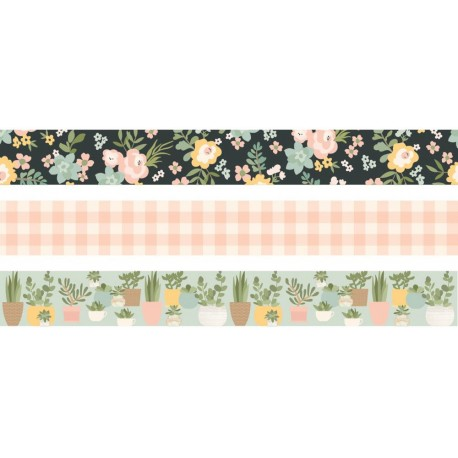 Spring Farmhouse Washi Tape Simple Stories