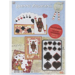 Playing Cards Die Find It Trading Yvonne Creations