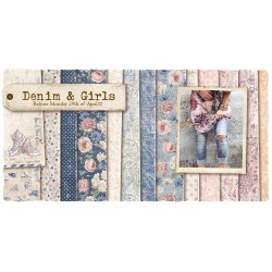 Denim & Girls Intera Collezione e Shades of Denim & Girls Maja Design