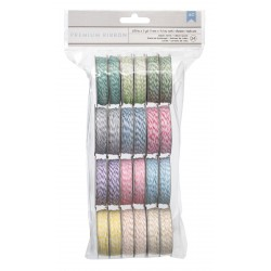 Pastels Pack Baker Twine American Crafts