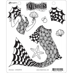 Merlady Dyan Reaveley's Dylusions Cling Stamp