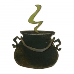 Cauldron Bigz Die by Tim Holtz Siizzix