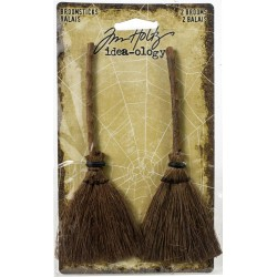 Broomstick Idea-ology by Tim Holtz
