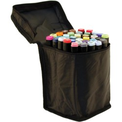 Marker Storage Bag Empty Spectrum Noir