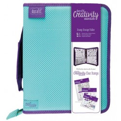 Creativity Essentials Stamp Storage Folder Docrafts