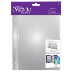 A5 Stamp Pockets x Creativity Essentials Stamp Storage Folder Docrafts