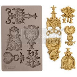 Regal Emblems Re-Design Decor Mould Prima Marketing